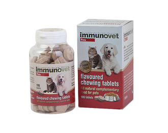 Immunovet 100 Tablets NZ orders only during this time sorry - unable to send to Australia